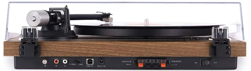 platine vinyle 1 BY ONE S-471DE-0010