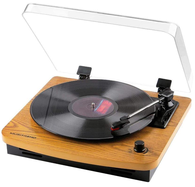 platine vinyle musitrend