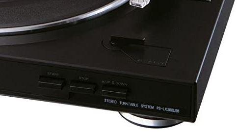 platine vinyle sony ps lx 300