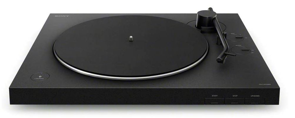 platine vinyle sony