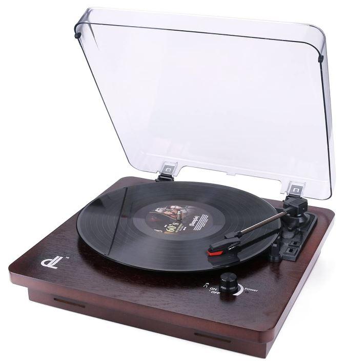 dlitime platine vinyle